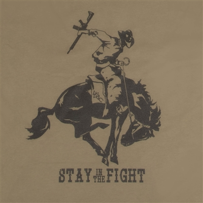 VTAC Stay in the Fight (Bucking Horse)