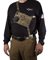 VTAC Big Rig Chest Holster (Semi-Auto)
