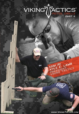 VTAC Pistol Drills DVD Part II