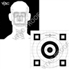 VTAC Advanced Combat Marksmanship Target (Pack of 50)