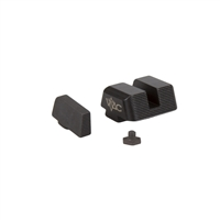Viking Tactics Glock Sights, Steel Front / Steel Rear